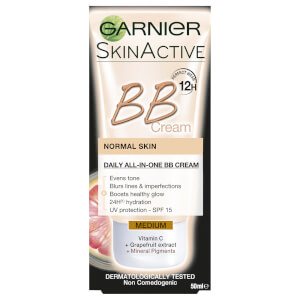 Garnier SkinActive BB Cream for Normal Skin - Medium 50ml