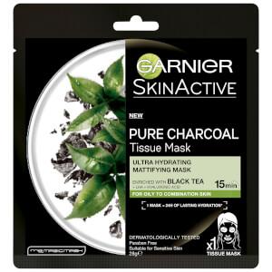 Garnier Skin Naturals Mask Hydra Bomb Black Tea