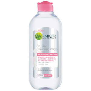 Garnier Micellar Cleansing Water All Skin Types 400ml