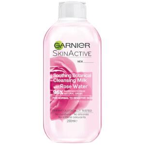 Garnier Skin Naturals Cleansing Milk Sensi Rose