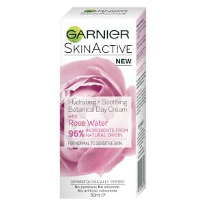 Garnier Skin Naturals Moisturiser Rose