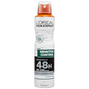 L'Oréal Paris Men Expert Hydra Sensitive Deodorant 250ml - AU
