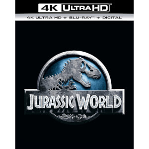 Jurassic World - Ultra HD 4K