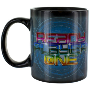 Tasse Thermosensible Ready Player One