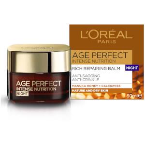 L'Oréal Paris Age Perfect Intense Nutrition Night Cream 50ml