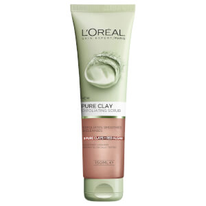 L'Oreal Paris Pure Clay Foam Exfoliating