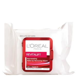 L'Oréal Paris Revitalift Cleansing Wipes Pack