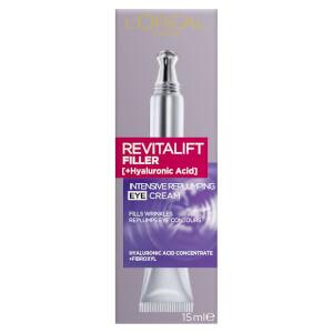 L'Oréal Paris Revitalift Filler Intensive Replumping Eye Cream