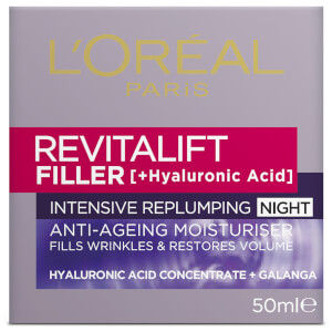 L'Oréal Paris Revitalift Filler Intensive Replumping Night Cream 50ml