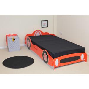 Kidsaw Racing Car Single Bed