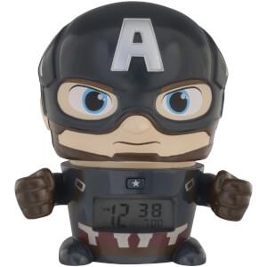 BulbBotz Marvel Avengers: Infinity War Captain America Nachtlicht Wecker