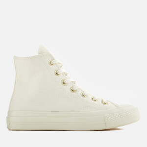 Converse Women's Chuck Taylor All Star '70 Hi-Top Trainers - Egret/Egret/Twilight Pulse