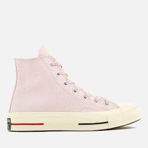 Converse Women's Chuck Taylor All Star '70 Hi-Top Trainers - Barely Rose/Gym Red/Navy