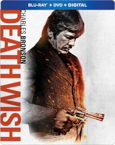 Death Wish - Steelbook Exclusif Limité pour Zavvi