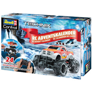 Revell Technik RC Truck Advent Calendar 2018