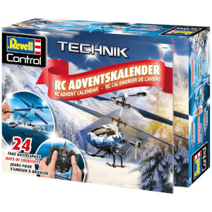 Revell Helicopter Advent Calendar 2018