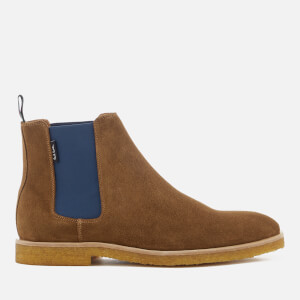 PS by Paul Smith Men's Andy Suede Chelsea Boots - Hazelnut