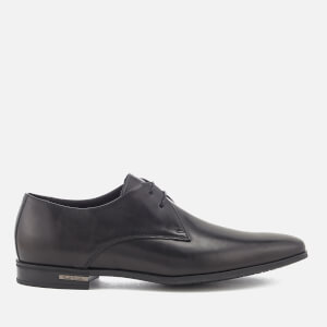 Paul Smith Men's Coney Leather Derby Shoes - Black