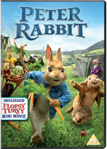 Peter Rabbit - Limited Edition DVD + Book (Pre-Order Exclusive)