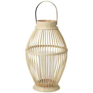 Broste Copenhagen Bamboo Lantern - Natural