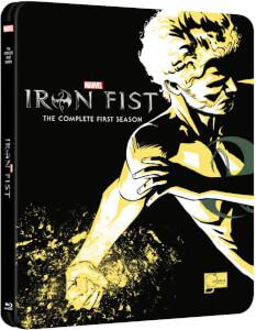 Marvel's Iron Fist Temporada 1 - Steelbook Edición Limitada de Zavvi (Exclusivo UK): Image 2