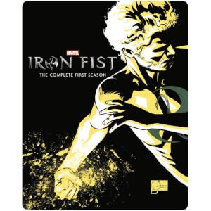Marvel's Iron Fist Season 1 - Zavvi UK Exclusive Limited Edition Steelbook