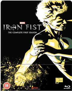 Marvel's Iron Fist Temporada 1 - Steelbook Edición Limitada de Zavvi (Exclusivo UK): Image 3