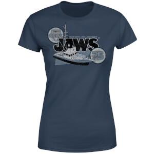 Jaws Orca 75 Women's T-Shirt - Navy