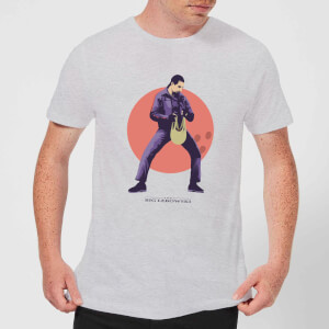 T-Shirt Homme The Big Lebowski The Jesus - Gris