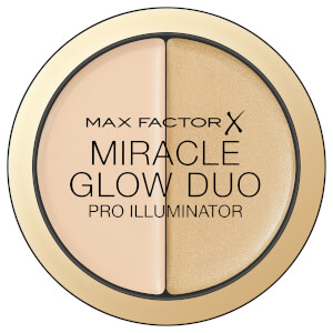 Max Factor Miracle Glow Duo Highlighter rozświetlacz i korektor – 10 Light