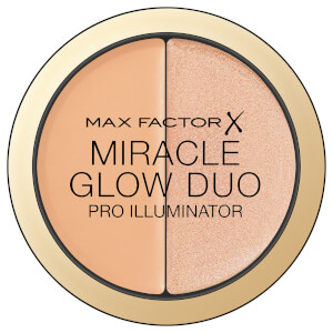 Max Factor Miracle Glow illuminante doppio - 20 Medium