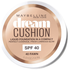 Maybelline Dream Cushion Foundation 14.6g (Various Shades)
