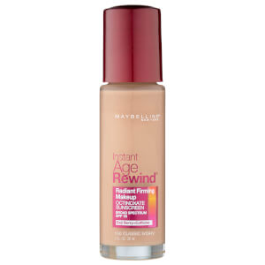 Maybelline Instant Age Rewind Foundation 30ml (Various Shades)
