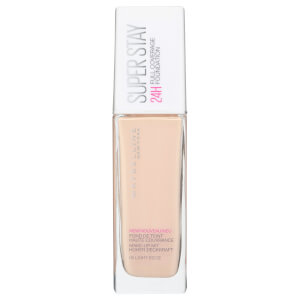 Maybelline Superstay 24H Full Coverage Liquid Foundation 30ml (Various Shades)
