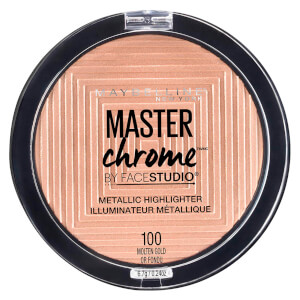 Maybelline Master Chrome Metallic Highlighter - Molten Gold