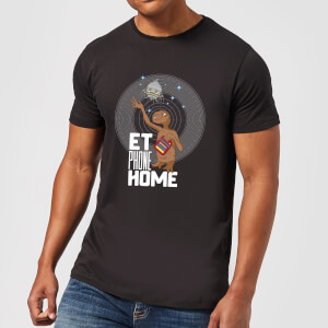 E.T. Phone Home T-Shirt - Black