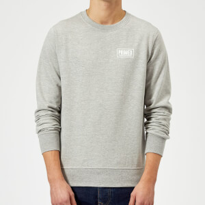 Primed Guardian Crew Neck Sweatshirt - Grey
