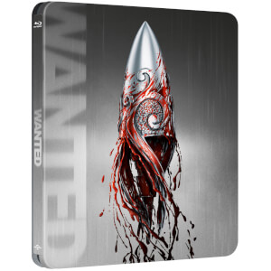Wanted - Zavvi Exclusive Limited Edition Steelbook