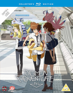 Digimon Adventure Tri The Movie Part 4 Collectors Edition