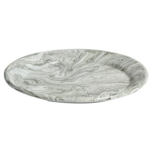 HAY Soft Ice Dinner Plate - Green