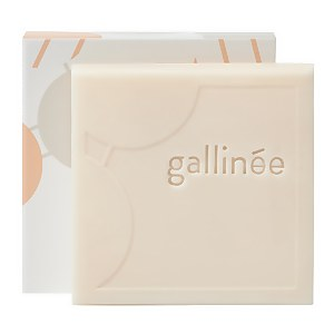 Gallinée Prebiotic Cleansing Bar -palasaippua 100g
