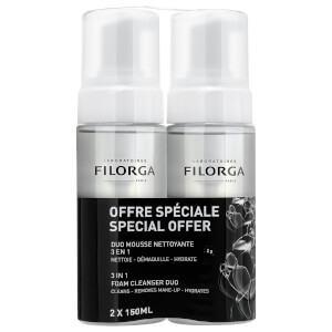 Filorga Foam Cleanser Duo 2 x 150ml (Worth £40)