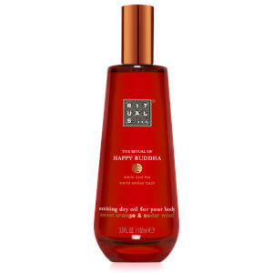 Óleo Seco The Ritual of Happy Buddha da Rituals 100 ml