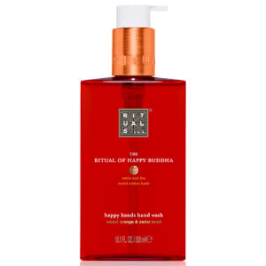Gel de Lavagem de Mãos The Ritual of Happy Buddha da Rituals 300 ml
