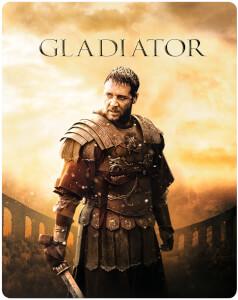 Gladiator Steelbook (4K UHD+Blu-ray+UV) (Zavvi Exclusive)