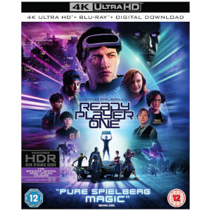 Ready Player One - 4K Ultra HD