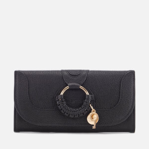See By Chloé Women's Hana Large Wallet - Black