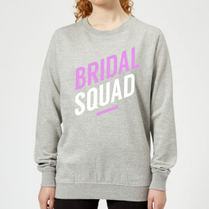 Bridal Squad Women's Sweatshirt - Grey