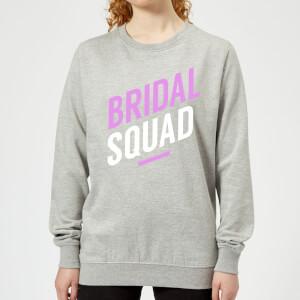 Bridal Squad Women's Sweatshirt - Grey