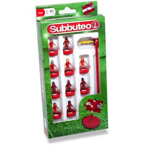 Subbuteo Équipe Rouge